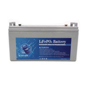 Batteria 24v 48v 12v 100ah 120ah 200ah 300ah lifepo4 accumulo di energia solare