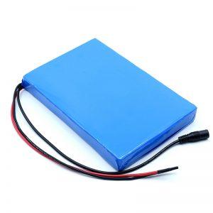 Batteria al litio 18650 12V 10AH per bici elettrica