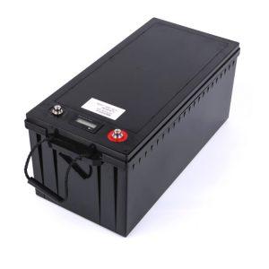 Pacco batterie personalizzato 24V 100AH 12v 200ah Pacco batterie lifepo4 per accumulo di energia solare per barche RV