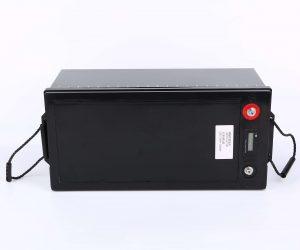 Batteria ricaricabile al litio da 12,8 V 200 Ah per accumulo di energia Batteria al piombo-acido da 12 V lfp per backup solare