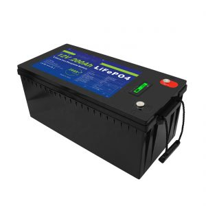 Accumulatori al litio a ciclo profondo 12V / 24V / 36V / 48V 200Ah UPS 12v LiFePO4 per carrello da golf