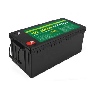 Batteria agli ioni di litio ALL IN ONE Batteria a ciclo profondo 12v 300Ah LiFePo4