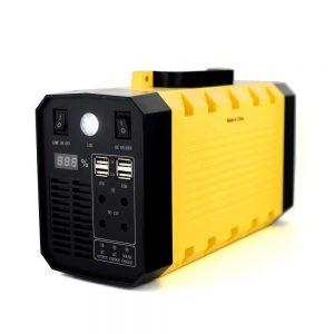 Batteria inverter 12v 30ah centrale elettrica portatile 500w