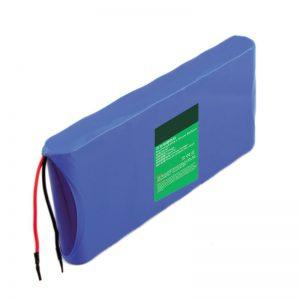 18650 14,4 V 6000 mAh batteria al litio contatore di particelle laser