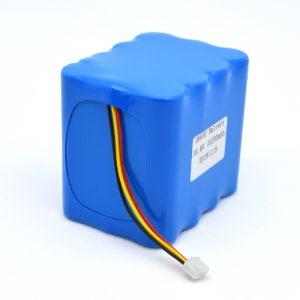 Dispositivi elettronici 18650 4S4P 10200mah 16.8v BMS