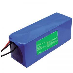 Batteria al litio da 11,1 V 10000 mAh 18650 per armadietto di trucco al litio