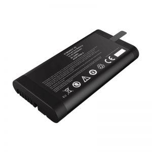 Batteria Panasonic agli ioni di litio da 14,4 V 6600 mAh 18650 per tester di rete con porta di comunicazione SMBUS