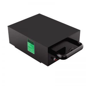 18650 RGV Apparecchiature di monitoraggio batteria al litio batteria al litio robot pattuglia elettrica 36V30Ah