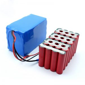 Batteria 18650 24V 8.8Ah di vendita superiore di buon prezzo di alta qualità personalizzata