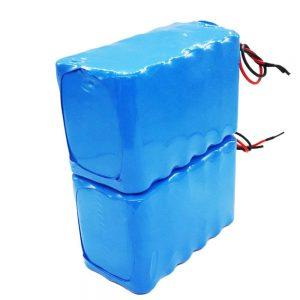 Batteria ricaricabile di vendita calda 18650 batteria agli ioni di litio da 24 volt ad alto ciclo profondo per bicicletta elettrica