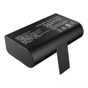 Batteria LG 3.6V 5200mAh 18650 agli ioni di litio per macchina POS portatile
