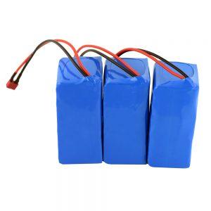 Pacco batteria agli ioni di litio personalizzato 5S2P ricaricabile da 18 V 4,4 Ah per utensili elettrici
