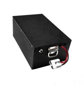 24V 40Ah LFP 26650 sostituzione ricaricabile a lunga durata AGV / Robot / Carrello elevatore Batteria agli ioni di litio RS485 / RS232 lifepo4