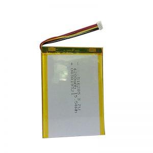 516285 3.7 V 4200 mAh Batteria ai polimeri di litio per strumenti domestici intelligenti