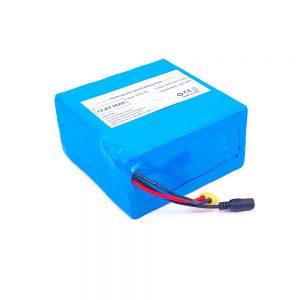 32650 Pacco batteria Lifepo4 Pacco batteria agli ioni di litio 4S4P 12V 12,8V 24Ah con BMS bilanciato 4S 20A
