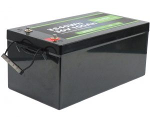Pacchi batterie LiFePO ALL IN ONE 36v 100ah