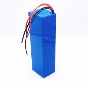 batteria nascosta per bici agli ioni di litio 36v 7.8Ah batteria nascosta per bici elettrica agli ioni di litio 36v batteria per tubo obliquo per bici elettrica