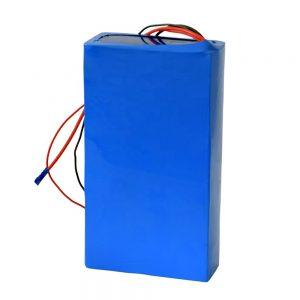 Batteria al litio ricaricabile 60v 12ah per scooter elettrico