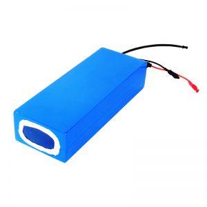 Batteria al litio da 60 Volt 60V 12Ah 20Ah 40Ah 50Ah Batteria agli ioni di litio per scooter elettrico