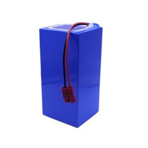 Pacco batteria agli ioni di litio 60v 40ah pacco batteria al litio 18650-2500mah 16S16P per scooter elettrico / e-bike