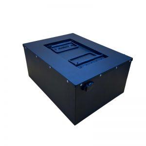 Alimentazione lifepo4 batteria indossabile 60V50Ah per auto da turismo elettrica