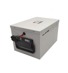 ALL IN ONE Batteria LiFePO4 a lunga durata per sistema di accumulo di energia domestico