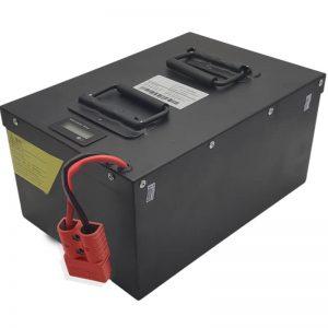 ALL IN ONE Batteria LiFePO4 72V60Ah ad alta capacità con BMS intelligente per veicoli elettrici