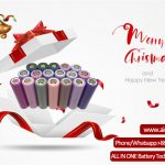 Auguri di Buon Natale da ALL IN ONE Battery Technology Co Ltd