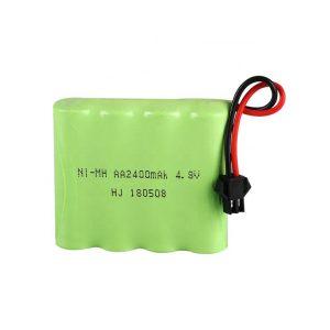 Batteria ricaricabile NiMH AA2400mAH 4.8V