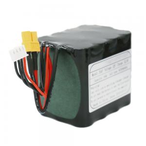 Batteria ricaricabile 18650 Celle 3S4P Batteria agli ioni di litio 11,1 V 10 Ah per lampada a led solare