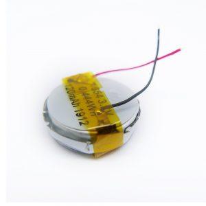 Batteria LiPO personalizzata 1654 3,7 V 120 mAh