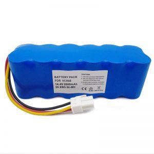 batteria di ricambio per aspirapolvere 14,4 v di alta qualità per navibot SR8750 DJ96-00113C VCA-RBT20